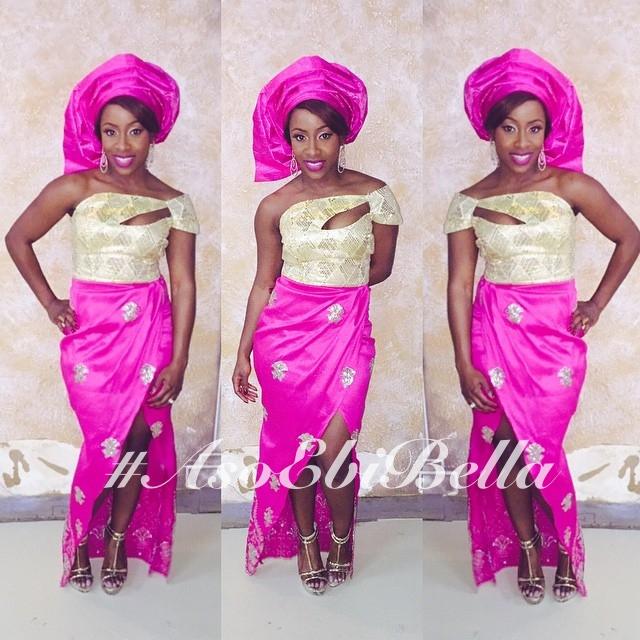 @sincerelyonyi, makeup @jazzyihuoma, dress @temesgen15