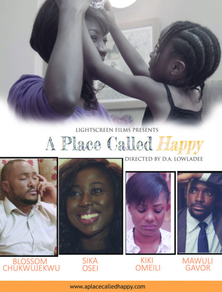 A PLACE CALLED HAPPY