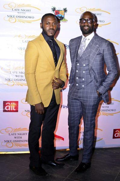 Adeyemi Okanlawon & Mai Atafo