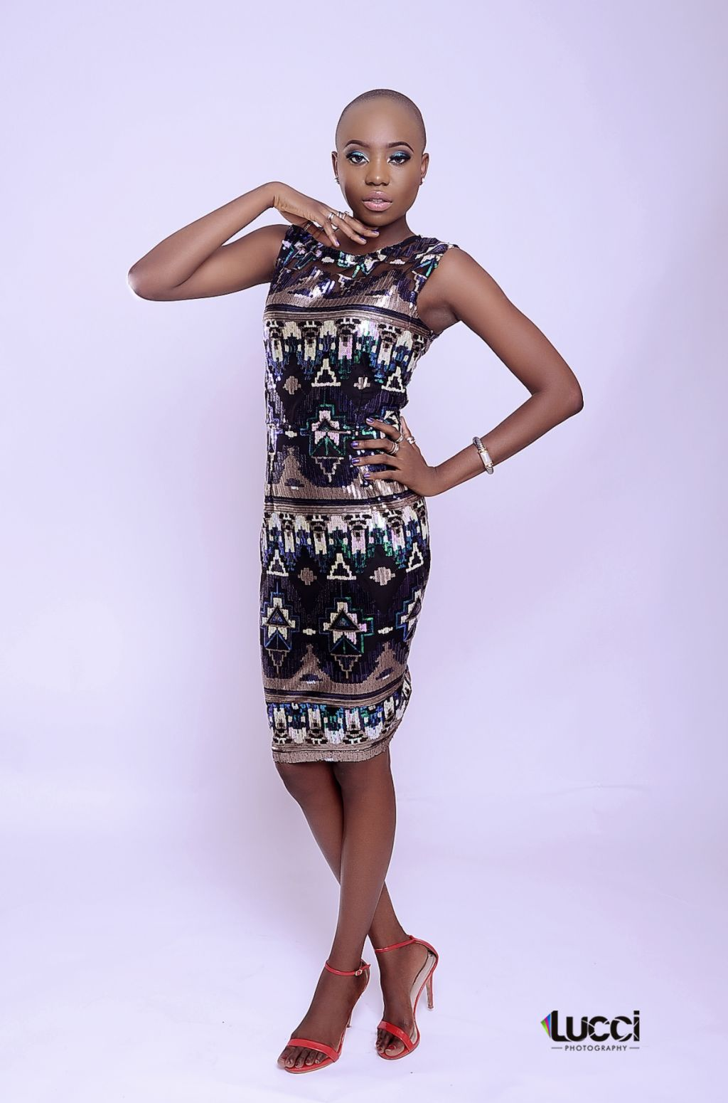 Abbyke Domina 2015 Collection - BellaNaija - March 2015