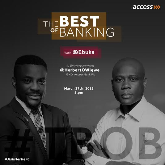 Access Bank The Best Of Banking with Ebuka Obi-Uchendu - BellaNaija - March 2015