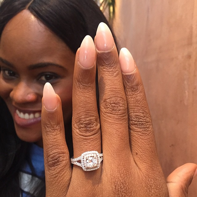 Adaure Achumba & Wes Ballance Getting Married 4