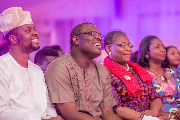 Adebola Williams, Chude Jideonwo, Oby Ezekwesili and Hon. Abike Dabiri