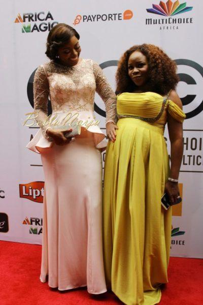 Lilian Unachukwu & Omawumi