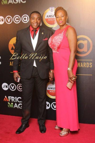 Bob Manuel Udokwu & Cassandra Udokwu