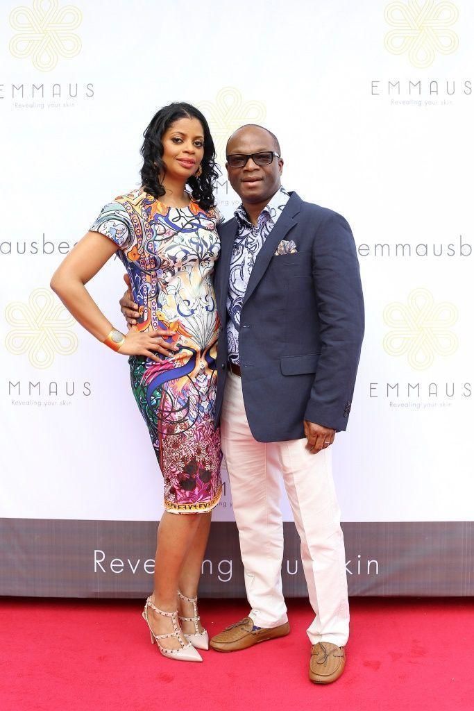 Aminah Sagoe Launches Emmaus Luxury Skincare Line in Lagos - Bellanaija - March2015002