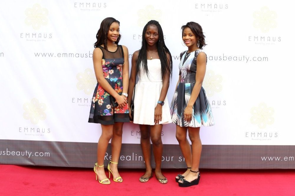 Aminah Sagoe Launches Emmaus Luxury Skincare Line in Lagos - Bellanaija - March2015004