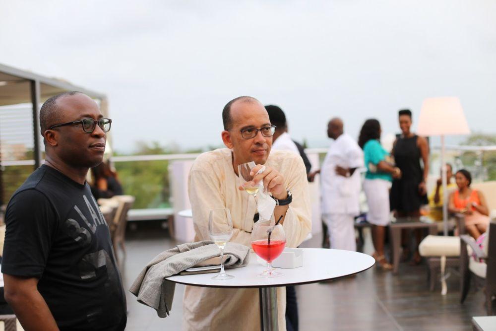 Aminah Sagoe Launches Emmaus Luxury Skincare Line in Lagos - Bellanaija - March2015005