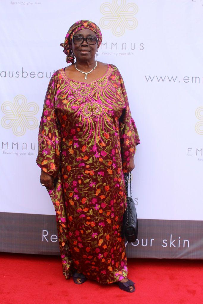Aminah Sagoe Launches Emmaus Luxury Skincare Line in Lagos - Bellanaija - March2015006
