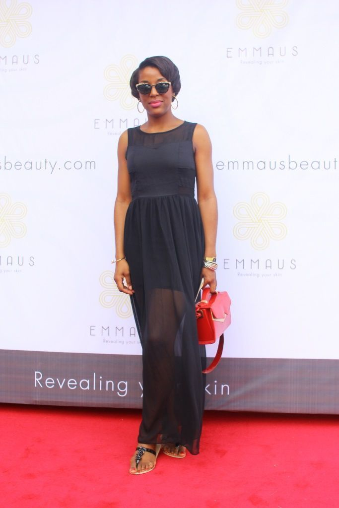 Aminah Sagoe Launches Emmaus Luxury Skincare Line in Lagos - Bellanaija - March2015007