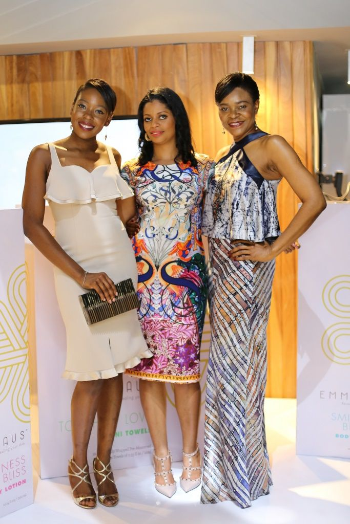 Aminah Sagoe Launches Emmaus Luxury Skincare Line in Lagos - Bellanaija - March2015009