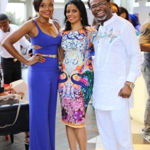 Aminah Sagoe Launches Emmaus Luxury Skincare Line in Lagos - Bellanaija - March2015011