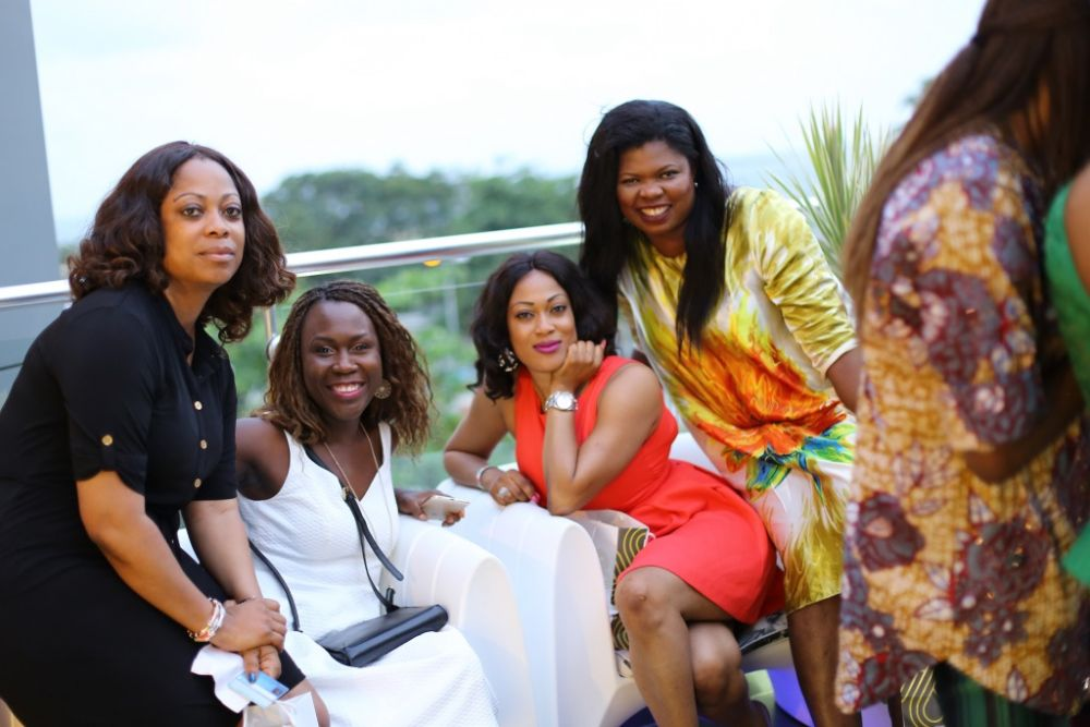 Aminah Sagoe Launches Emmaus Luxury Skincare Line in Lagos - Bellanaija - March2015012