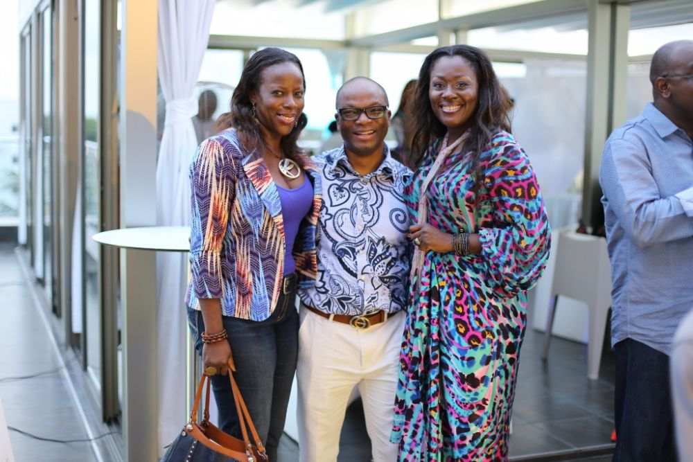 Aminah Sagoe Launches Emmaus Luxury Skincare Line in Lagos - Bellanaija - March2015013