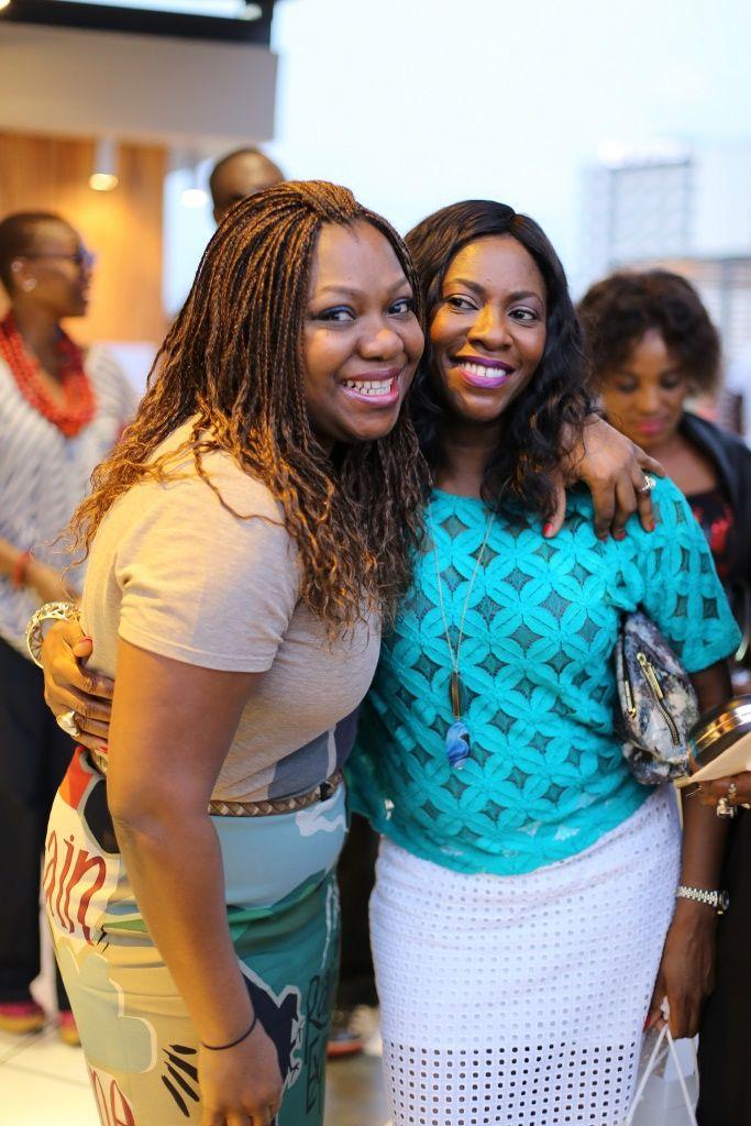 Aminah Sagoe Launches Emmaus Luxury Skincare Line in Lagos - Bellanaija - March2015014