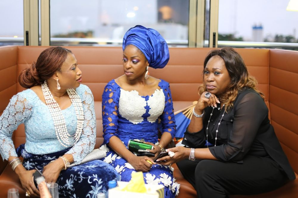Aminah Sagoe Launches Emmaus Luxury Skincare Line in Lagos - Bellanaija - March2015015