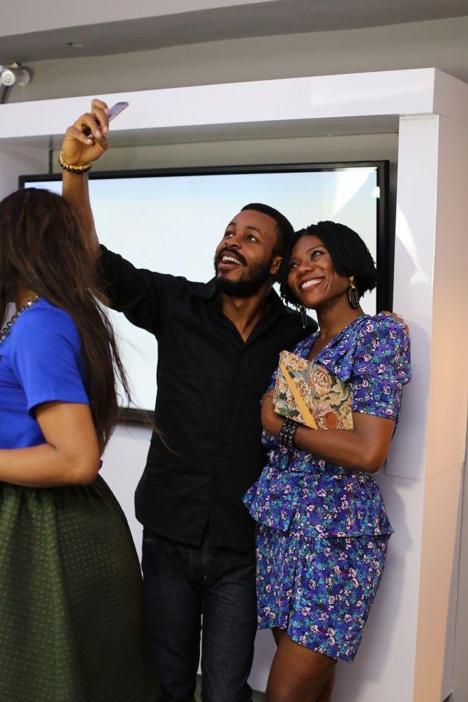 Aminah Sagoe Launches Emmaus Luxury Skincare Line in Lagos - Bellanaija - March2015016