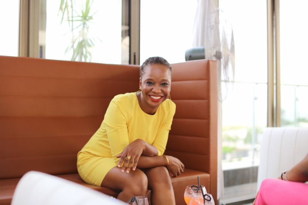 Aminah Sagoe Launches Emmaus Luxury Skincare Line in Lagos - Bellanaija - March2015018