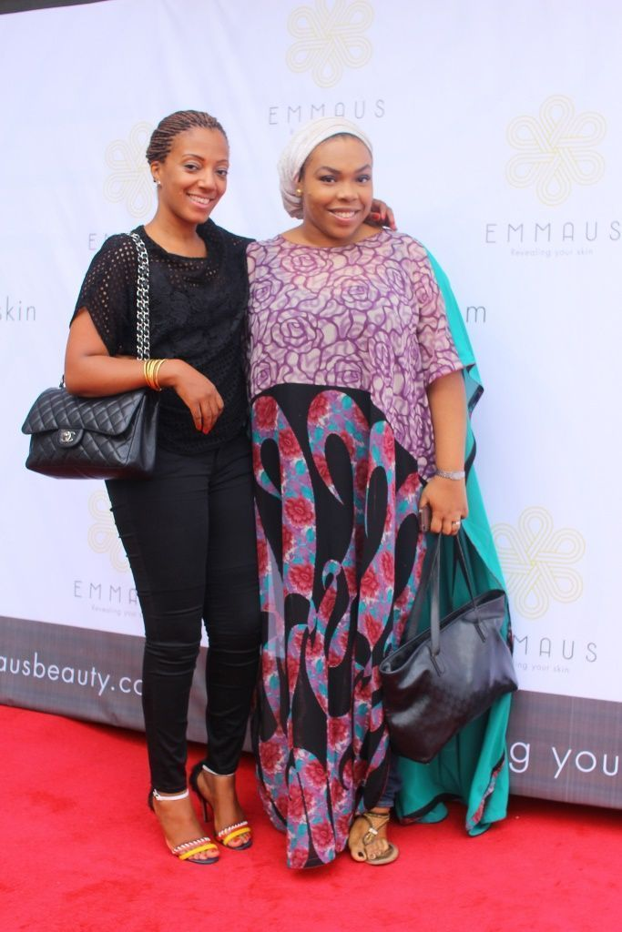 Aminah Sagoe Launches Emmaus Luxury Skincare Line in Lagos - Bellanaija - March2015018