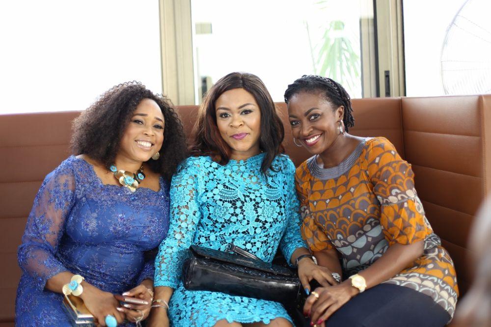 Aminah Sagoe Launches Emmaus Luxury Skincare Line in Lagos - Bellanaija - March2015019