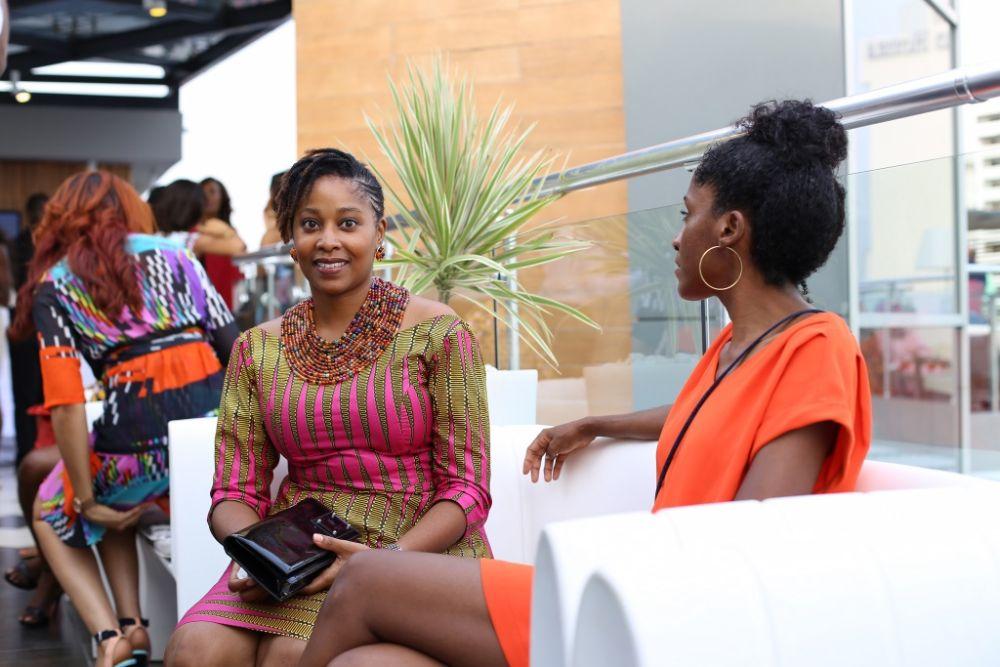 Aminah Sagoe Launches Emmaus Luxury Skincare Line in Lagos - Bellanaija - March2015024