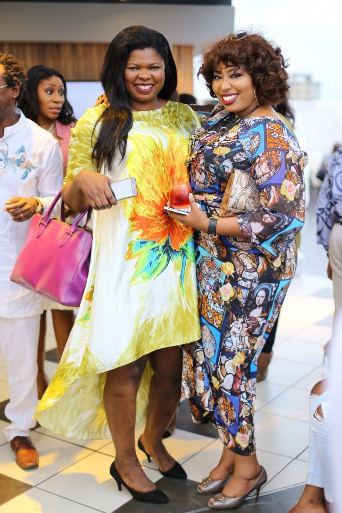 Aminah Sagoe Launches Emmaus Luxury Skincare Line in Lagos - Bellanaija - March2015025