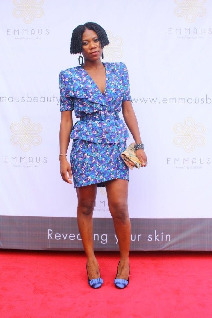 Aminah Sagoe Launches Emmaus Luxury Skincare Line in Lagos - Bellanaija - March2015025
