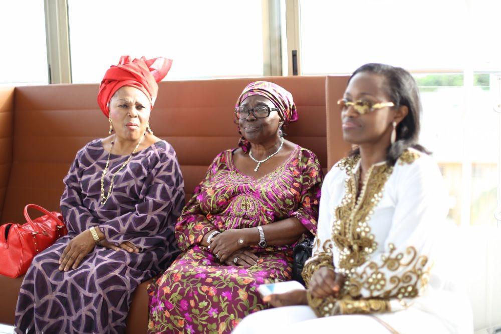 Aminah Sagoe Launches Emmaus Luxury Skincare Line in Lagos - Bellanaija - March2015026