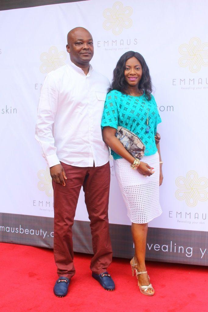 Aminah Sagoe Launches Emmaus Luxury Skincare Line in Lagos - Bellanaija - March2015027