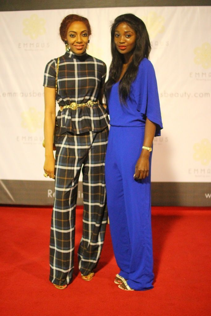 Aminah Sagoe Launches Emmaus Luxury Skincare Line in Lagos - Bellanaija - March2015028
