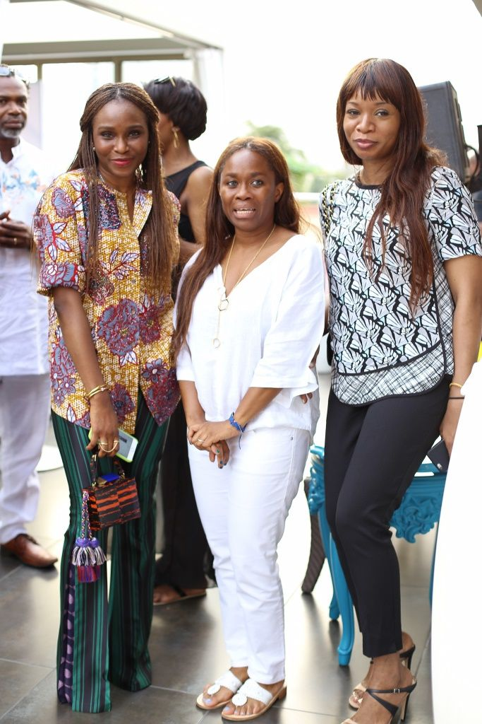 Aminah Sagoe Launches Emmaus Luxury Skincare Line in Lagos - Bellanaija - March2015030