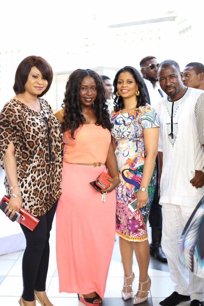Aminah Sagoe Launches Emmaus Luxury Skincare Line in Lagos - Bellanaija - March2015031