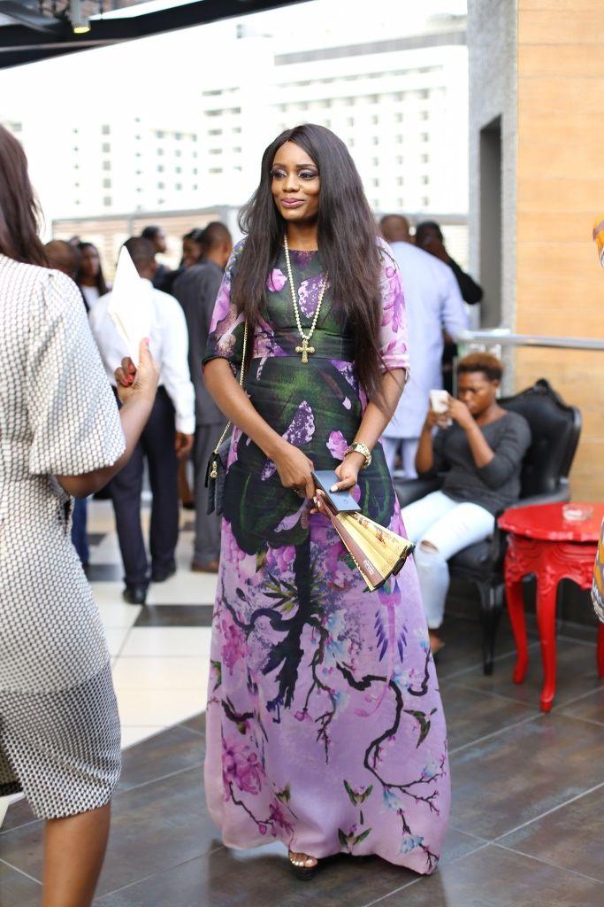 Aminah Sagoe Launches Emmaus Luxury Skincare Line in Lagos - Bellanaija - March2015032