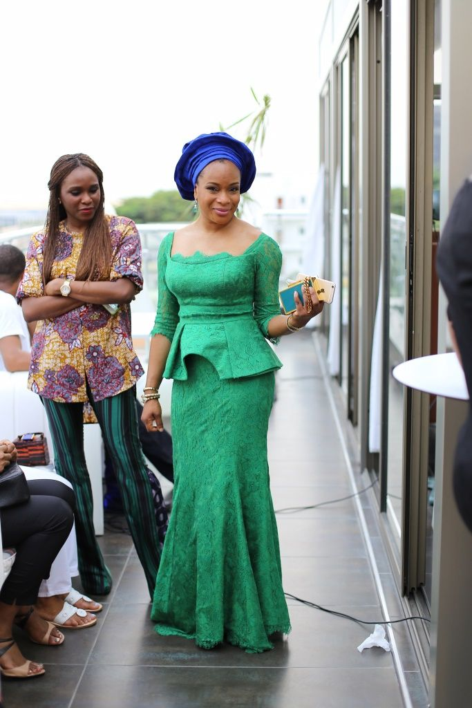 Aminah Sagoe Launches Emmaus Luxury Skincare Line in Lagos - Bellanaija - March2015035