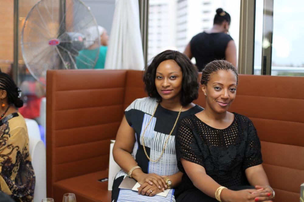Aminah Sagoe Launches Emmaus Luxury Skincare Line in Lagos - Bellanaija - March2015037