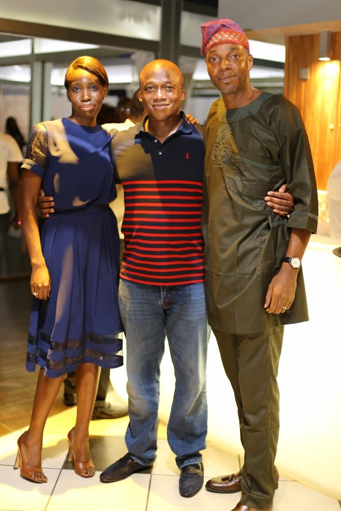 Aminah Sagoe Launches Emmaus Luxury Skincare Line in Lagos - Bellanaija - March2015039