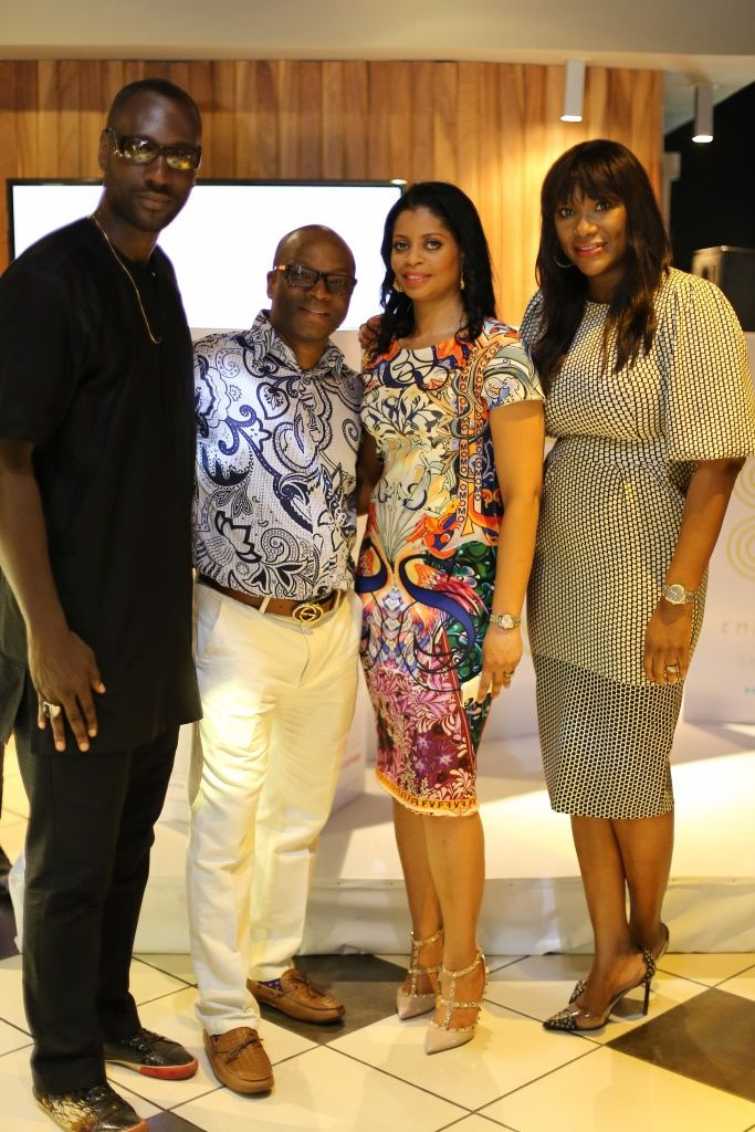 Aminah Sagoe Launches Emmaus Luxury Skincare Line in Lagos - Bellanaija - March2015040