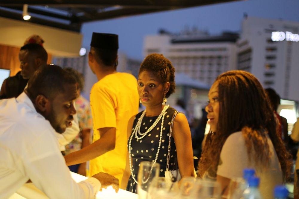 Aminah Sagoe Launches Emmaus Luxury Skincare Line in Lagos - Bellanaija - March2015042