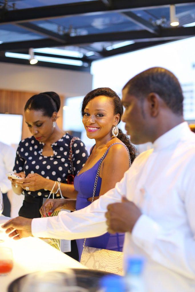 Aminah Sagoe Launches Emmaus Luxury Skincare Line in Lagos - Bellanaija - March2015044