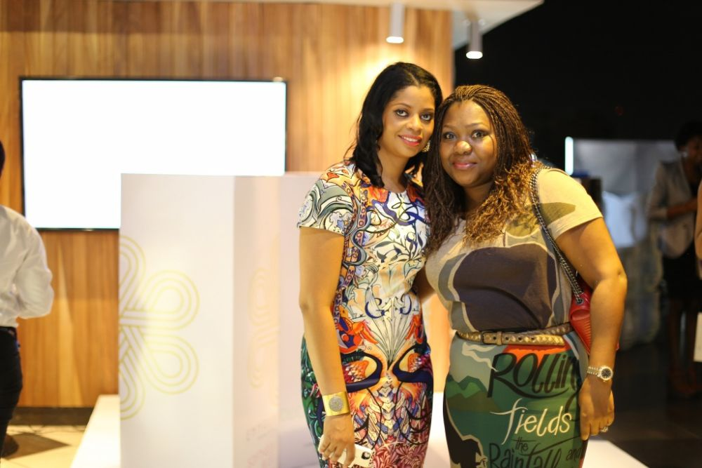 Aminah Sagoe Launches Emmaus Luxury Skincare Line in Lagos - Bellanaija - March2015046