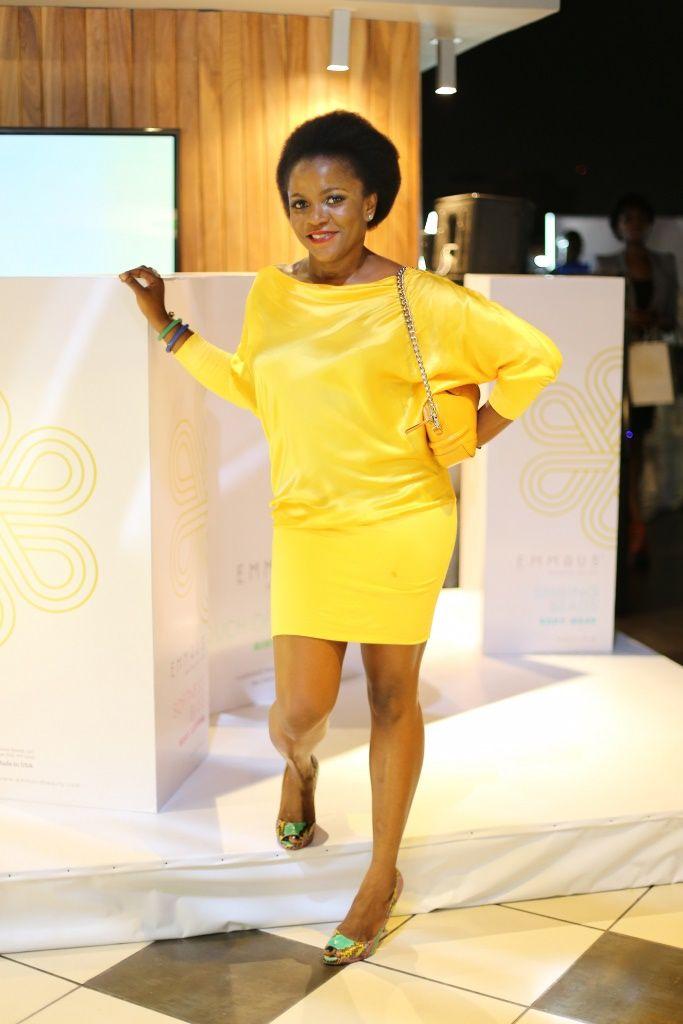 Aminah Sagoe Launches Emmaus Luxury Skincare Line in Lagos - Bellanaija - March2015048