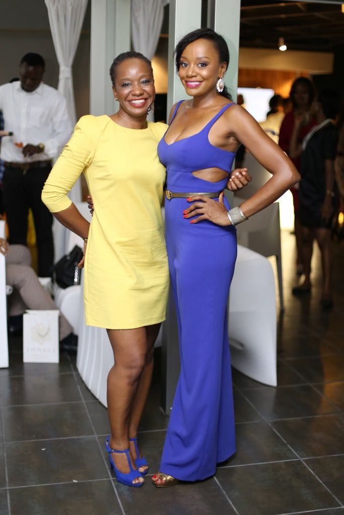 Aminah Sagoe Launches Emmaus Luxury Skincare Line in Lagos - Bellanaija - March2015050