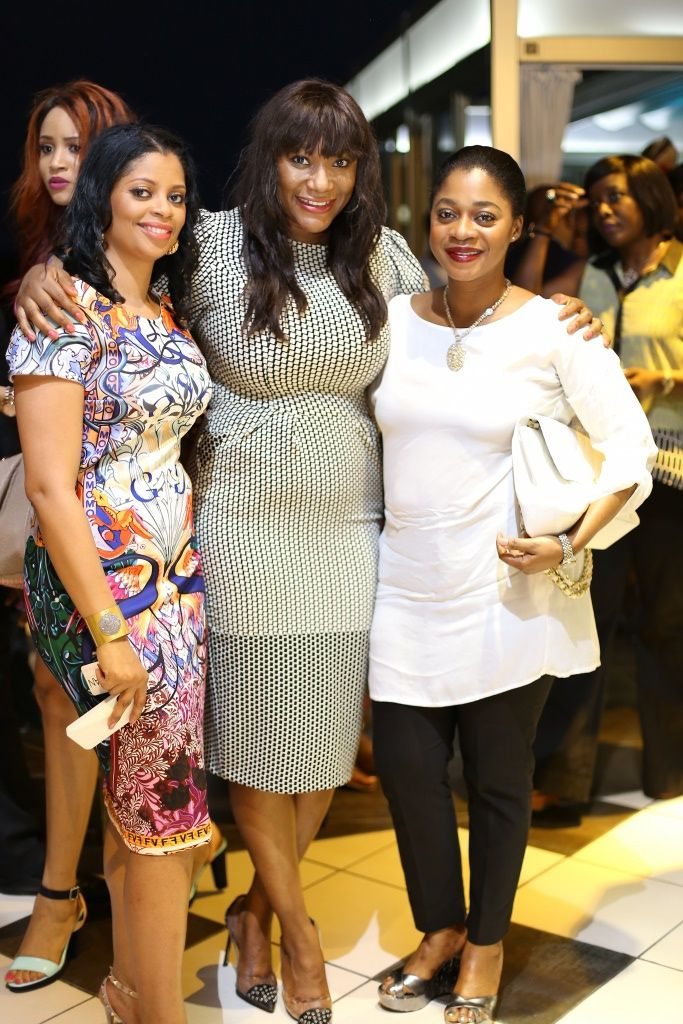 Aminah Sagoe Launches Emmaus Luxury Skincare Line in Lagos - Bellanaija - March2015051