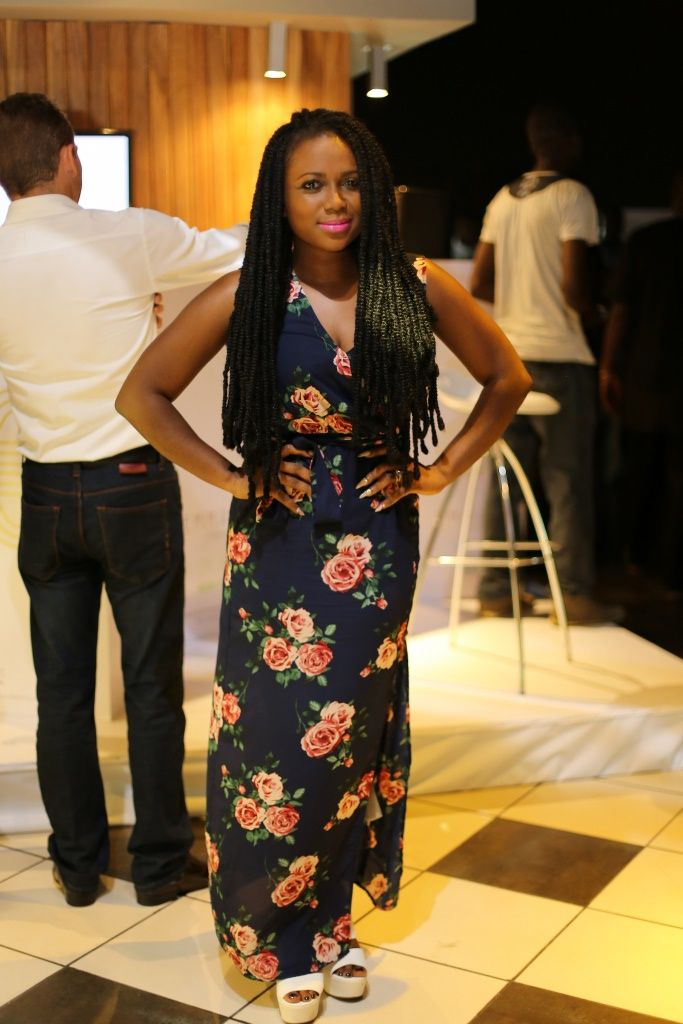 Aminah Sagoe Launches Emmaus Luxury Skincare Line in Lagos - Bellanaija - March2015053