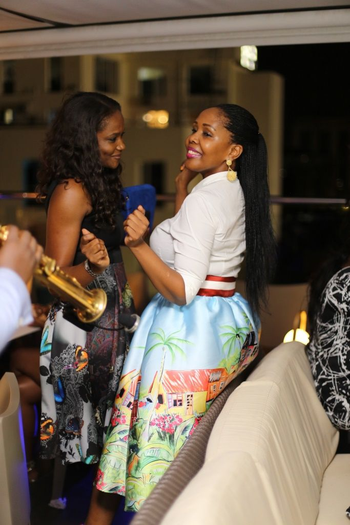 Aminah Sagoe Launches Emmaus Luxury Skincare Line in Lagos - Bellanaija - March2015057