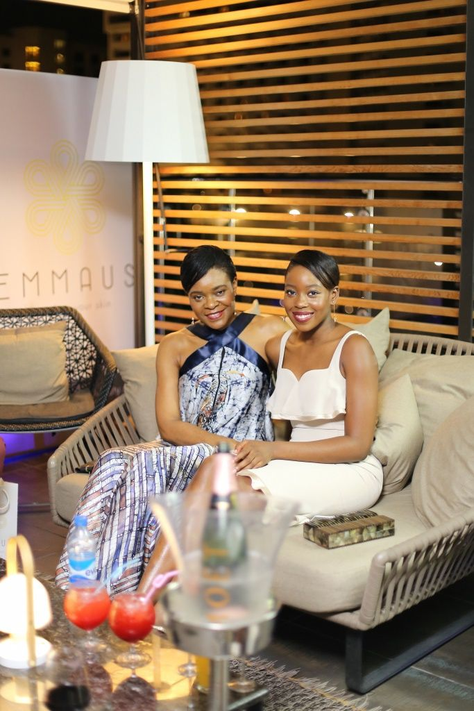 Aminah Sagoe Launches Emmaus Luxury Skincare Line in Lagos - Bellanaija - March2015059