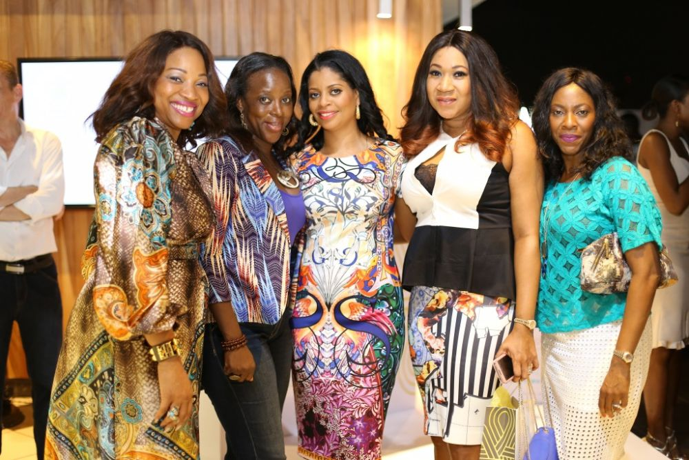 Aminah Sagoe Launches Emmaus Luxury Skincare Line in Lagos - Bellanaija - March2015060