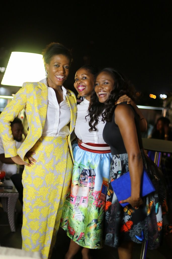 Aminah Sagoe Launches Emmaus Luxury Skincare Line in Lagos - Bellanaija - March2015061