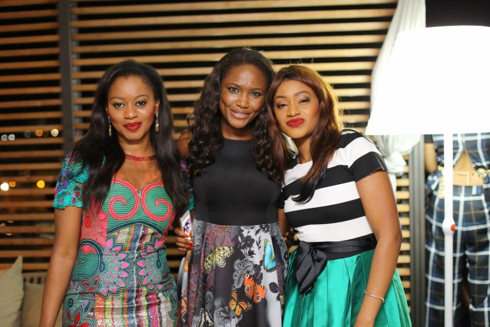Aminah Sagoe Launches Emmaus Luxury Skincare Line in Lagos - Bellanaija - March2015062