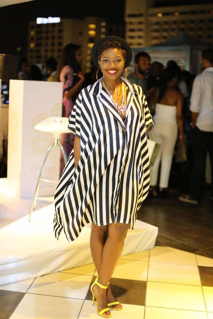 Aminah Sagoe Launches Emmaus Luxury Skincare Line in Lagos - Bellanaija - March2015064